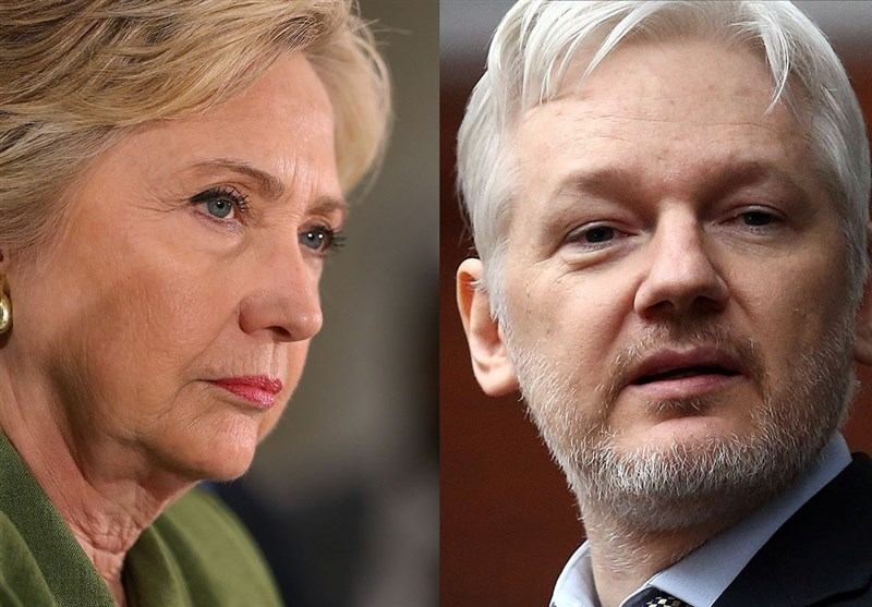 Assange: Clinton Emails Prove Daesh Funded by Saudi, Qatari Governments