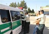 رزمایش پاکسازی شهر کرمان از اراذل و اوباش آغاز شد