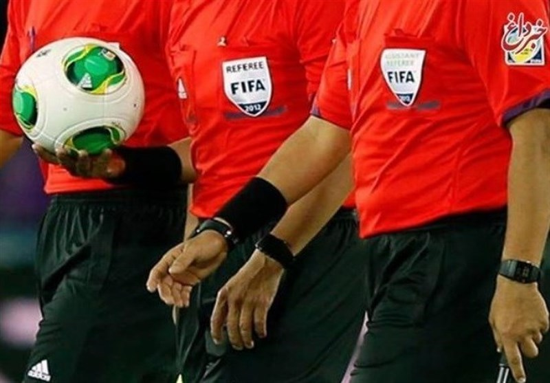 Iraqi Referee Ali Sabah to Officiate Syria, Iran Match
