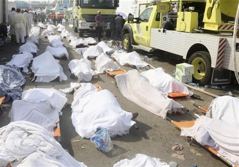 İran'ın Mina Faciasından Dolayı Arabistan'a Yaptığı Şikâyet İNTERPOL'e Ulaştırıldı