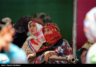 Traditional Wedding in Tribal Regions of Iran's Northern Khorasan