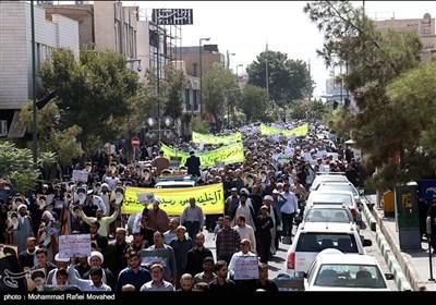 راهپیمایی 13 آبان در بیش از 50 نقطه خوزستان برگزار میشود
