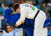 پیروزی نوری مقابل حریف آلمانی در مسابقات جودو