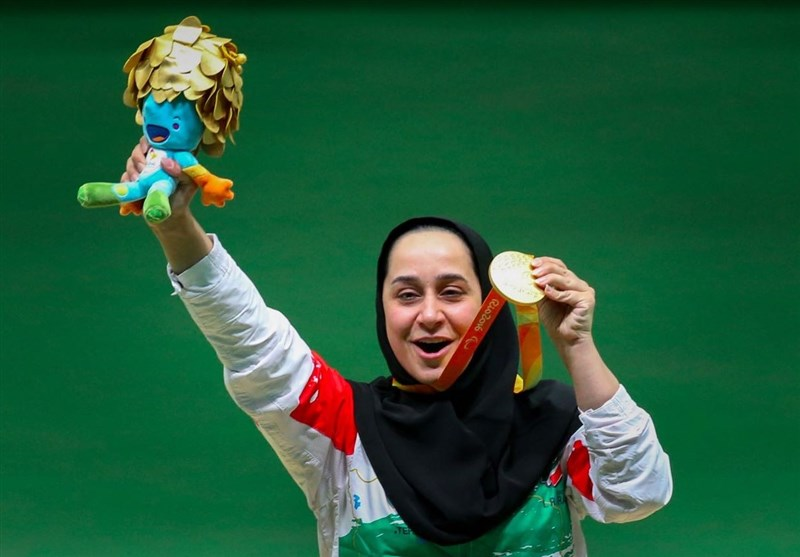 Iranian Para Shooter Javanmardi to Make Long-awaited Debut