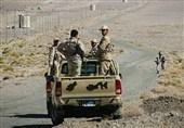 2مرزدار منطقه بلوچستان به شهادت رسیدند