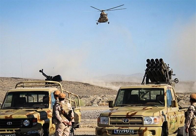 مرزبانی سیستان و بلوچستان