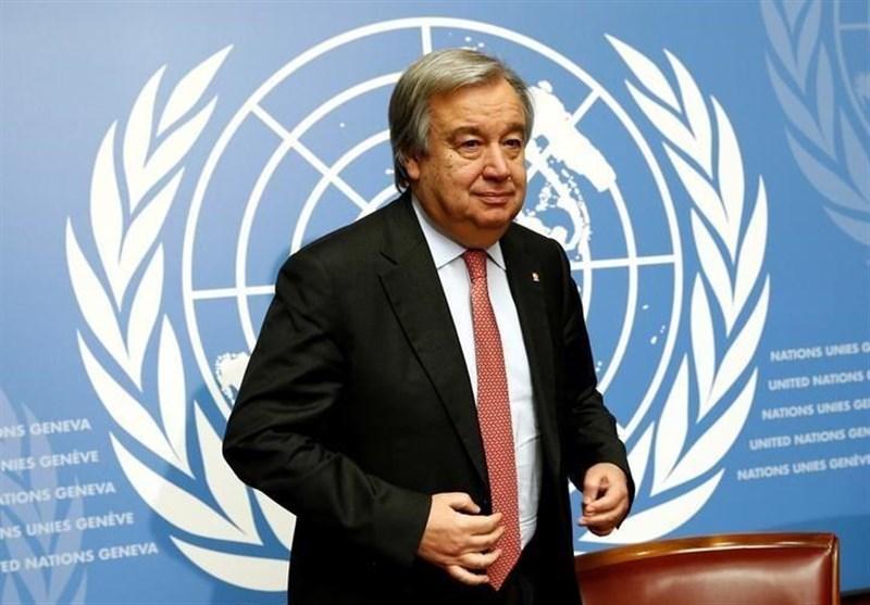 Portugal's Guterres Sworn In as New UN Secretary-General