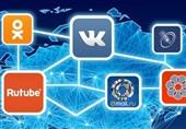 ایجاد شبکههای اجتماعی روسی در مقابله با اینترنت آمریکایی