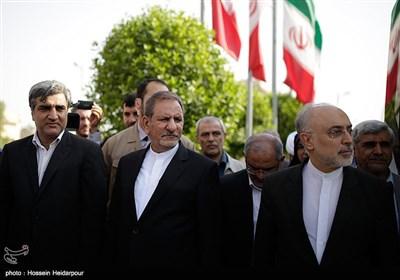 سفر معاون اول رئیس جمهور به بوشهر