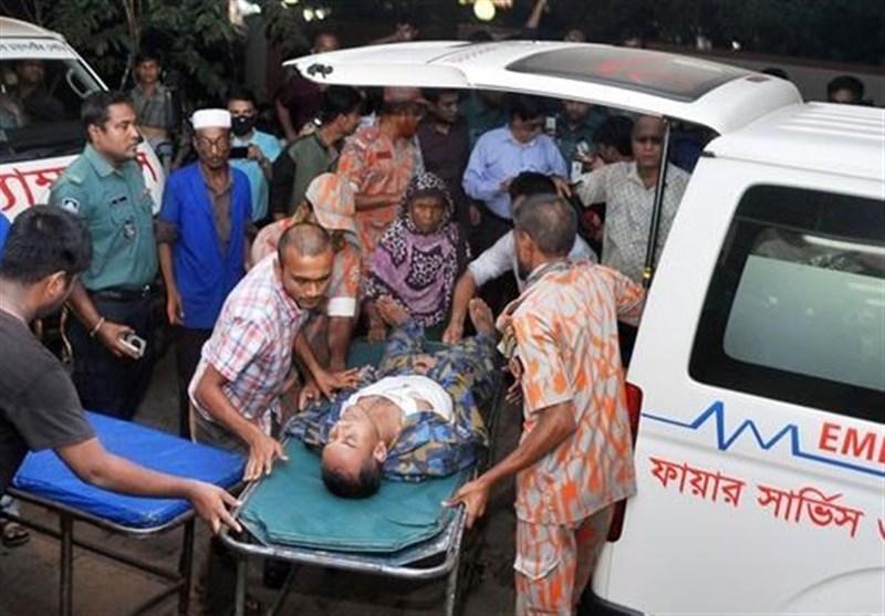 انفجار بنگلادش