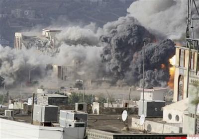 3 شهید در حمله جنگنده های سعودی به صنعاء