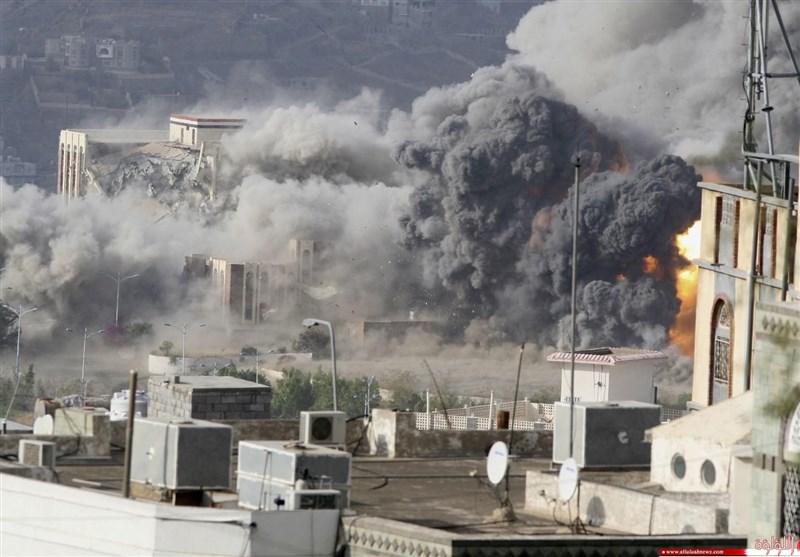 Suudi Savaş Uçaklarının Yemen'in Saada Şehrine Düzenledikleri Saldırı Sonucu 4 Kişi Şehit Oldu