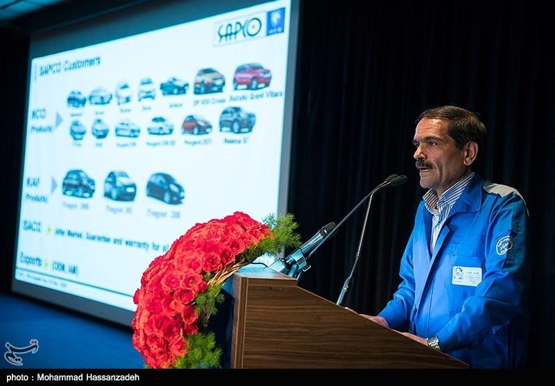 همایش مشترک قطعهسازان ایران خودرو و پژو فرانسه