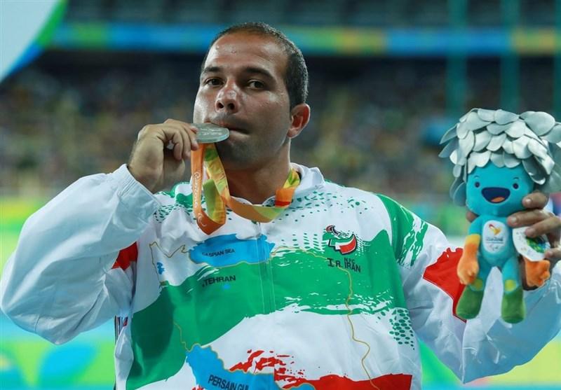 Rio Paralympics 2016: Iran's Ghaleh Naseri Wins Silver