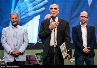 تجلیل از منوچهر محمدی تهیهکننده سینما