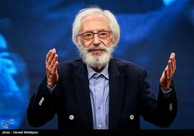 جمشید مشایخی در آئین نکوداشتهای هجدهمین جشن سینمای ایران