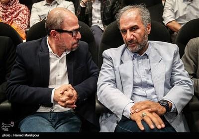 محمدمهدی عسگرپور در آئین نکوداشتهای هجدهمین جشن سینمای ایران
