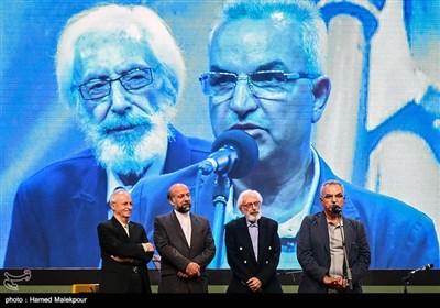 سخنرانی ابوالحسن داوودی در آئین نکوداشتهای هجدهمین جشن سینمای ایران