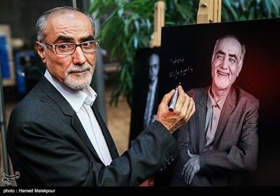 منوچهر محمدی تهیهکننده سینما در آئین نکوداشتهای هجدهمین جشن سینمای ایران