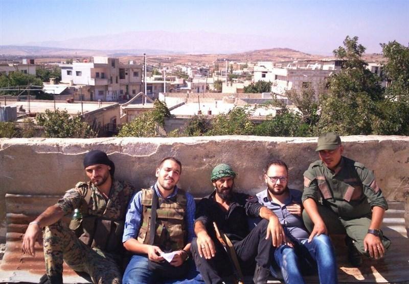 القوات السوریة تکسر شوکة الإرهابیین المدعومین اسرائیلیا على محاور بریف القنیطرة +صور