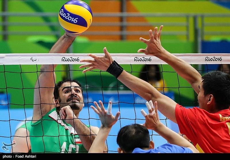 مشهد میزبان رقابتهای والیبال نشسته قهرمانی کشور شد