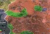 حمله جدید رژیم صهیونیستی به اهدافی در «القنیطرة» سوریه