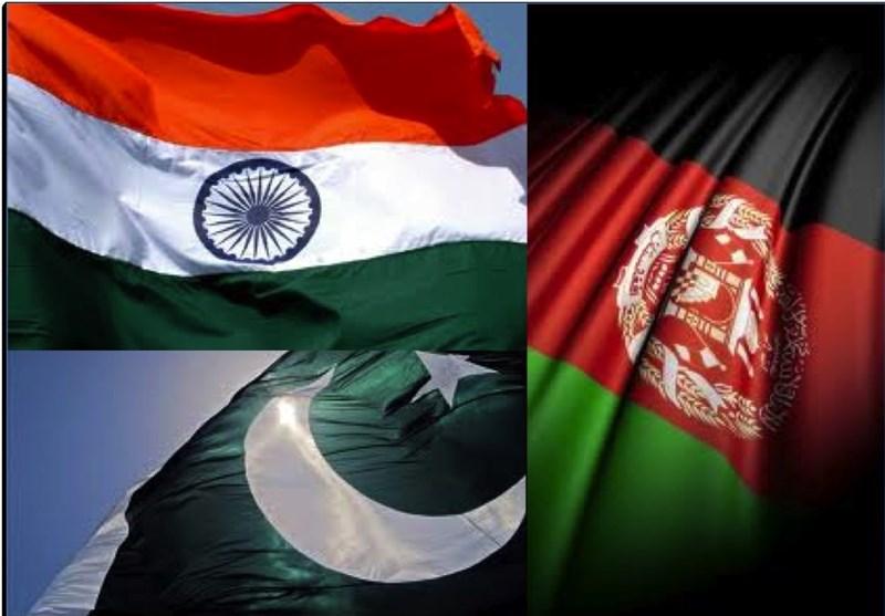 پاکستان افغانستان بھارت