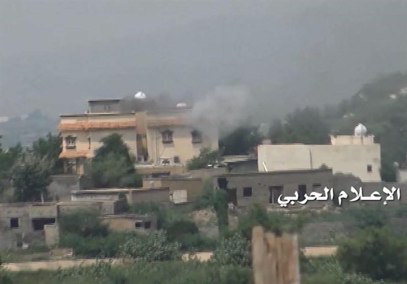 """فیلم عملیات جدید یمنیها """"در عمق خاک سعودی""""/ تصرف یک روستا با 10 نفر"""