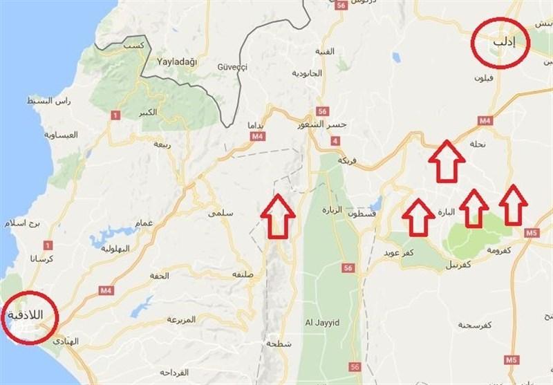 معرکة ریف اللاذقیة الشمالی .. البوابة إلى إدلب وحرب استنزاف مفتوحة