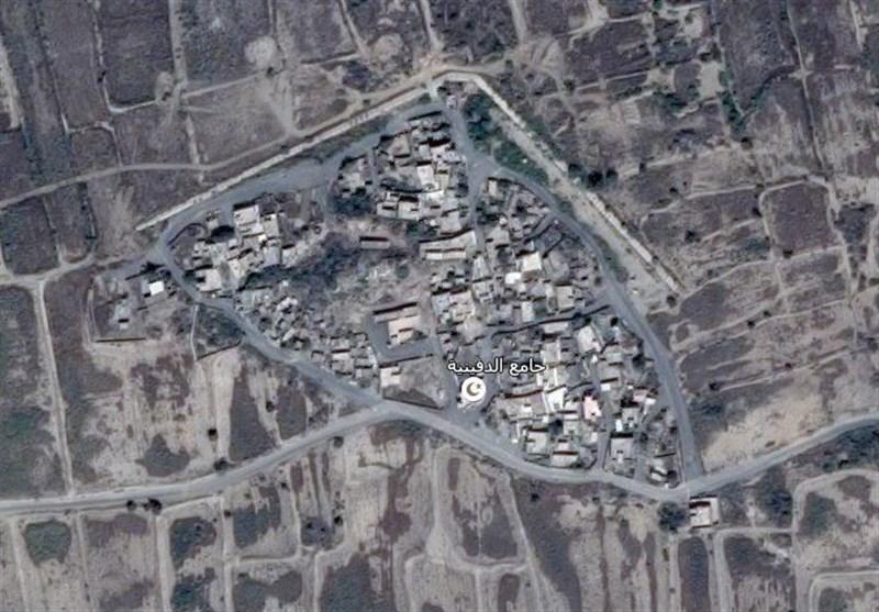 روستای دفینة