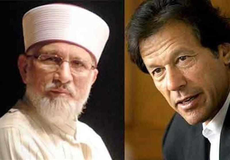 عمران خان نے طاہر القادری کو منانے کے لئے سیاسی رہنماؤں کا وفد لندن بھیج دیا