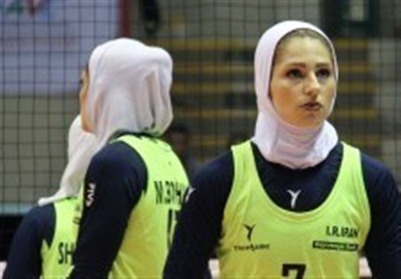 Iran's Zeinab Ali Giveh on Verge of Joining Shumen W