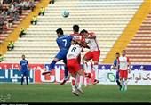 لیگ برتر فوتبال|پیروزی یک نیمهای پدیده برابر استقلال خوزستان