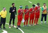 فوتبال پنج نفره
