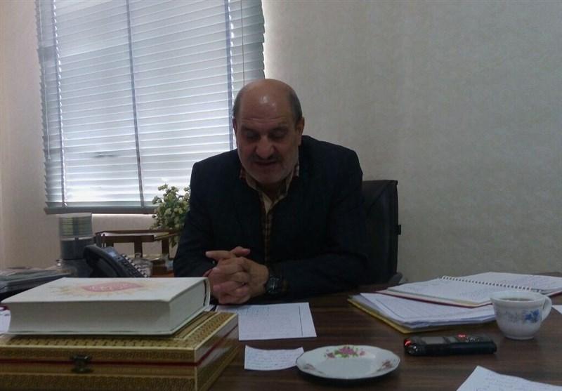 احمد زارع معاون آموزش متوسطه استان یزد