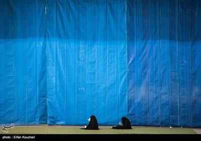 مراسم دعاء عرفة فی طهران