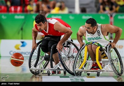مسابقات بسکتبال با ویلچر - پارالمپیک 2016