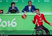 تیم بسکتبال ویلچر ایران از سد الجزایر گذشت/ دومین پیروزی شاگردان آقاکوچکی