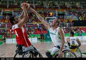 Iran Wheelchair Basketball Suffers Third Loss in Row