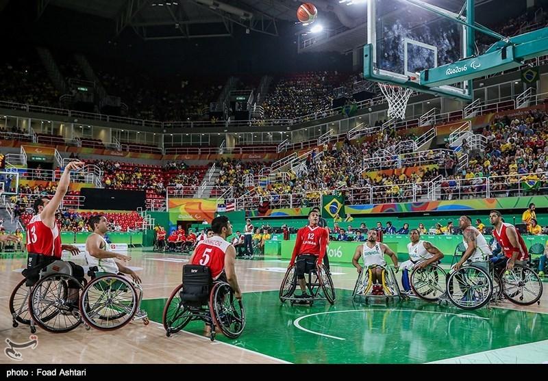 ناکامی تیم بسکتبال با ویلچر ایران از صعود به مرحله حذفی/ مصاف با ژاپن برای رده نهمی