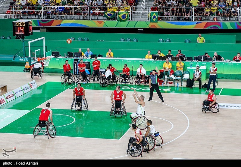 Iran Wheelchair Basketball to Meet Japan for Ninth Place