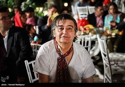 رضا رویگری در جشن روز ملی سینما