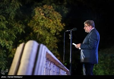 سخنرانی علی جنتی وزیر فرهنگ و ارشاد اسلامی در جشن روز ملی سینما