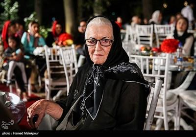 ملکه رنجبر در جشن روز ملی سینما