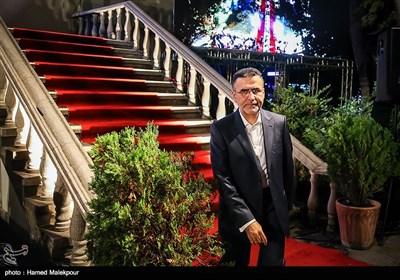 حجتالله ایوبی رئیس سازمان سینمایی در جشن روز ملی سینما