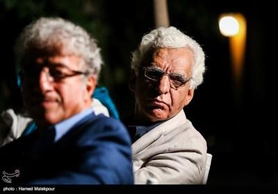 کیومرث پوراحمد در جشن روز ملی سینما