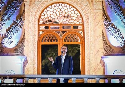 سخنرانی حجتالله ایوبی رئیس سازمان سینمایی در جشن روز ملی سینما