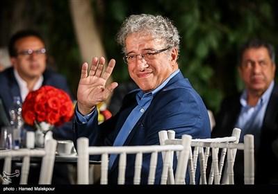 علیرضا خمسه در جشن روز ملی سینما