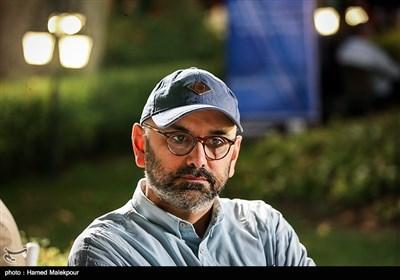 حبیب رضایی در جشن روز ملی سینما