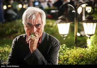 علی رفیعی کارگردان تئاتر در جشن روز ملی سینما